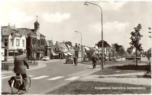 Oude gemeentehuis Hoogezand Sappemeer, gelegen in de gemeente Midden-Groningen