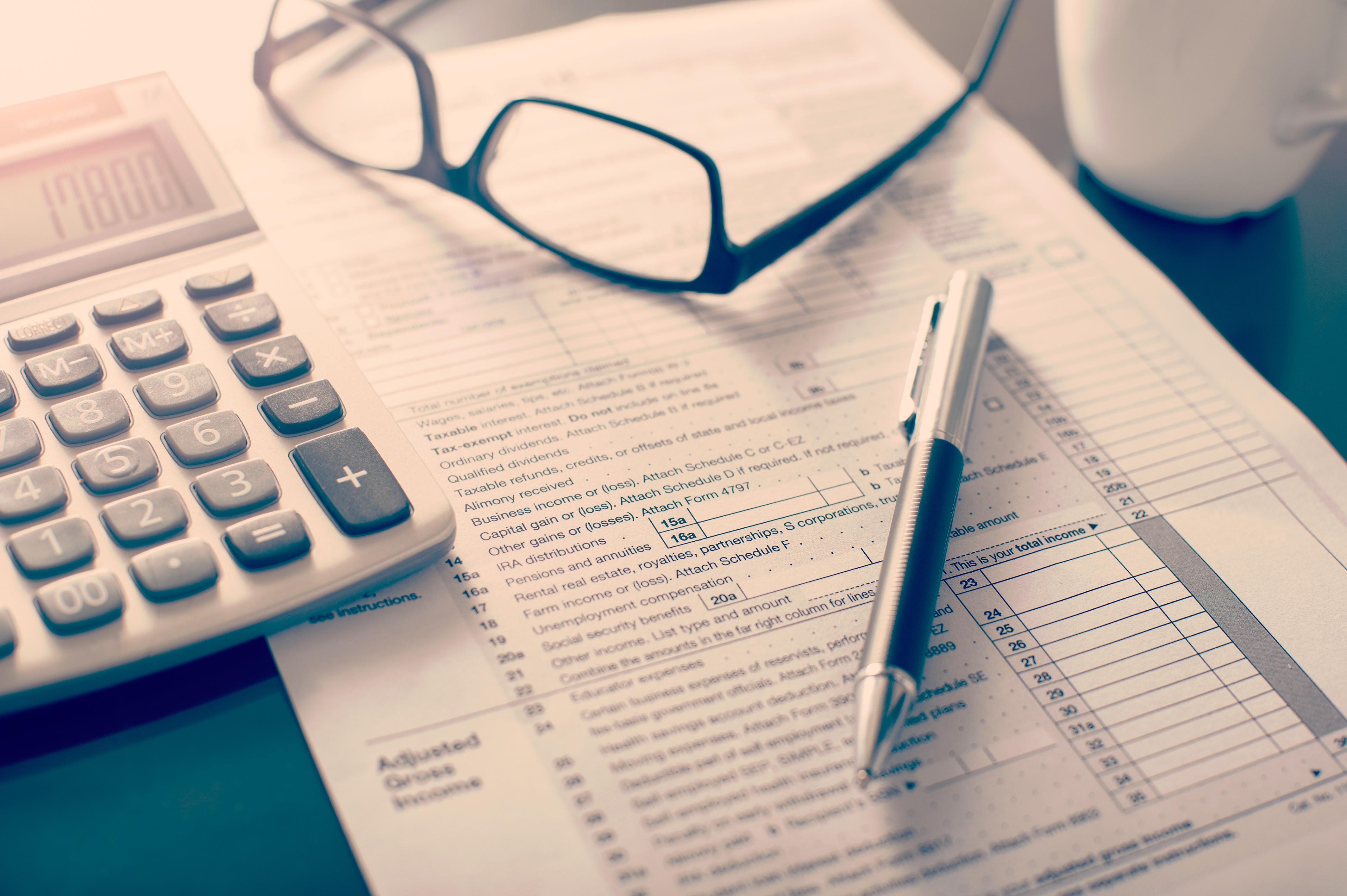 accountant en administratiekantoor